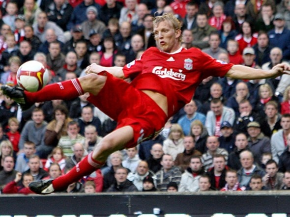 The Flying Dutchman... Dirk Kuyt