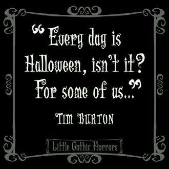 ~Little Gothic Horror Delightful Dark Quotes ~