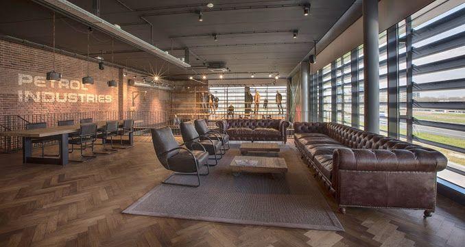 #petrolindustries head office in #Tilburg! #fashion