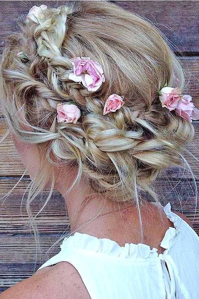 hairstyles for flower girl 11