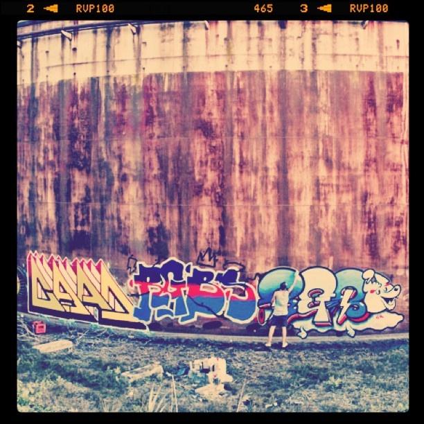 RGB in Alabama // Graffiti & Alabama's Lobster / 4 - @insta_monk- #webstagram