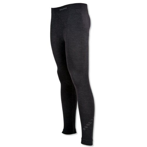 Gatta Men's Thermal Long Johns Ski Base Layer Merino Wool