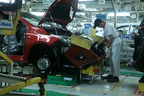 Gambar Mobil Produksi Toyota Ini Dia Proses Pembuatan Mobil Toyota Swa Co Id Download Sisa Dana Investasi Rp7 Triliun Toyota Belum Ber Mobil Toyota Gambar