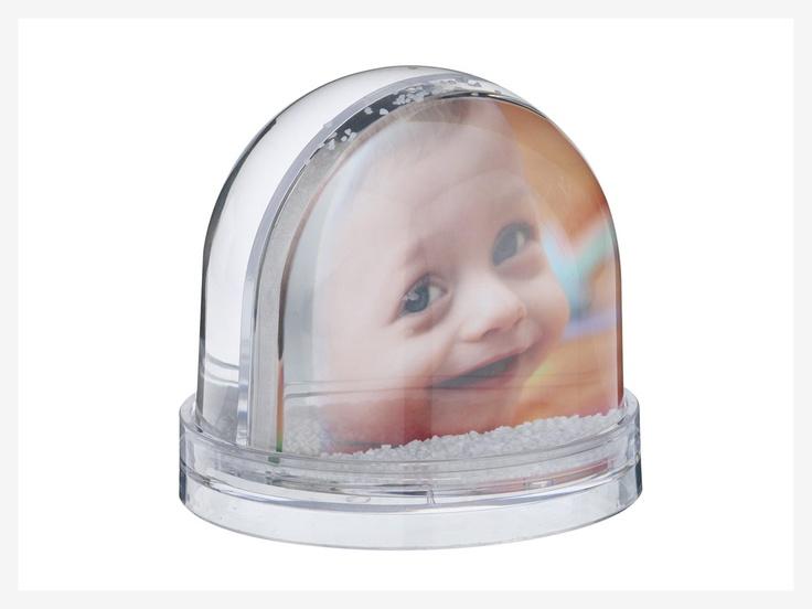 Photo Snow Globes – Personalised Photo Gifts - PhotoBox