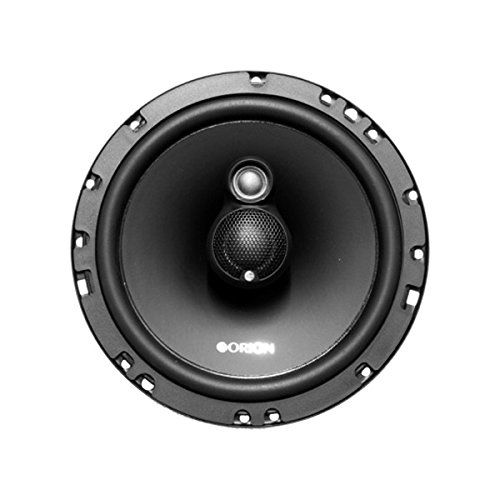 """Orion XTR65.3 400W 6.5"""" 3-Way XTR Series Coaxial Car Speakers. Power Handling: Peak: 400 watts per pair / RMS: 150 watts per pair. UV Coated fiber blended cones for excellent durability. Butyl rubber surrounds provide enhanced excursion. Single interlaced conex spiders. Stamped steel baskets with Euro mounting configurations."""