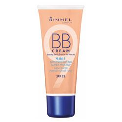 Rimmel 9-in-1 BB Cream. Available in 3 shades. $9.71 (Sale price available until 11 February 2013).