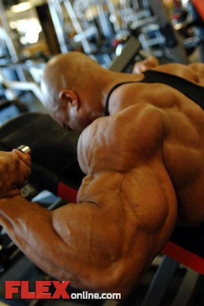 Phil Heath...  MuscleUp Bodybuilding. ~ mikE™