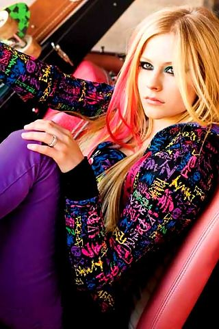 Avril Lavigne 2015 Wallpapers