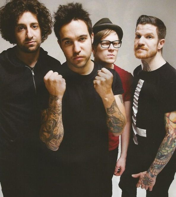 95 best Fall Out Boy Obsessed ;) <3 images on Pinterest | Music ...