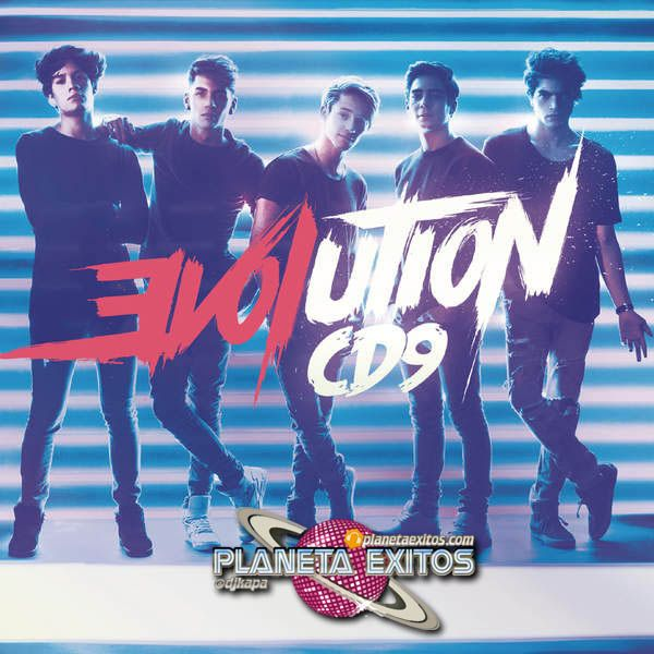 CD9 – Evolution (2016)