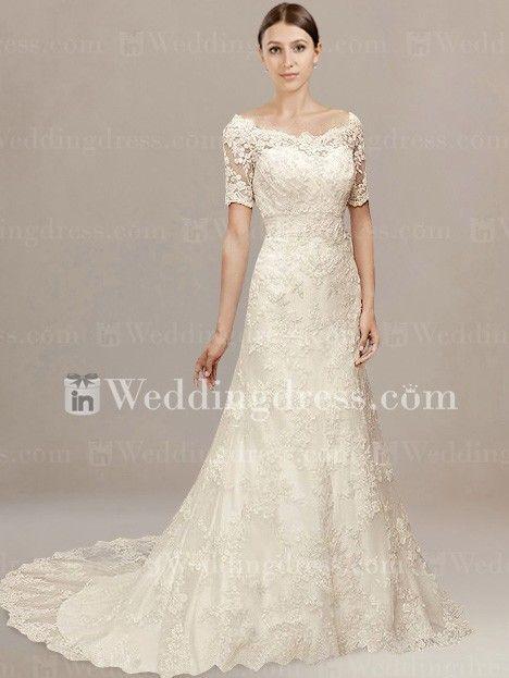 vintage lace wedding dress vintage style weddings vintage bridal ...