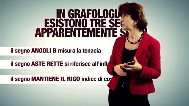 Grafologia: Conoscere la personalità dalla scrittura. Videocorso di grafologia, di Lidia Fogarolo - parte 4