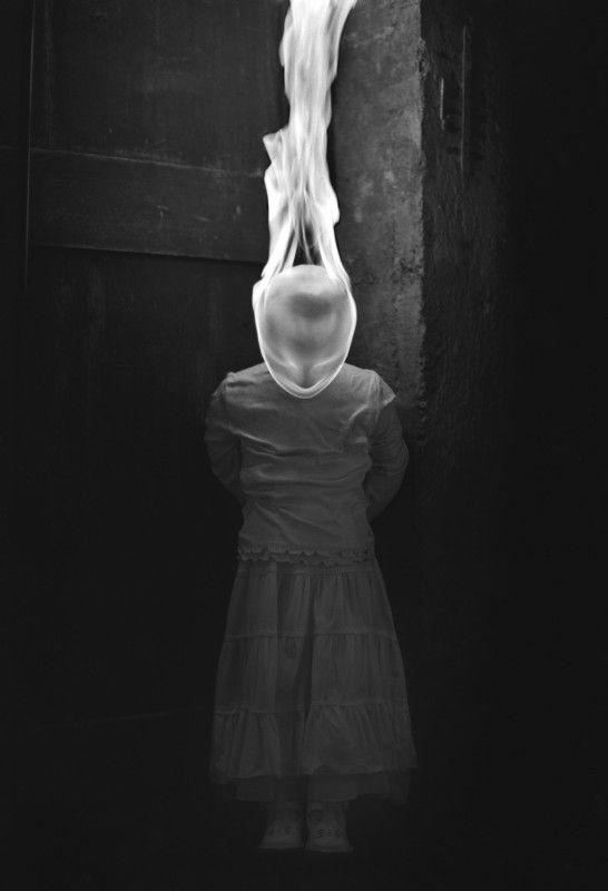 Laurence Demaison - Tete Feu, From La Petite Fille Aux Allumettes series, 2012. °