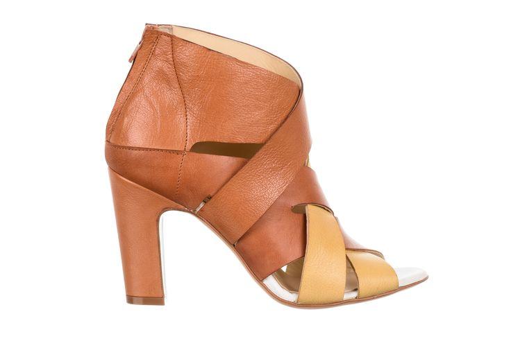 braided sandals - fiorifrancesi