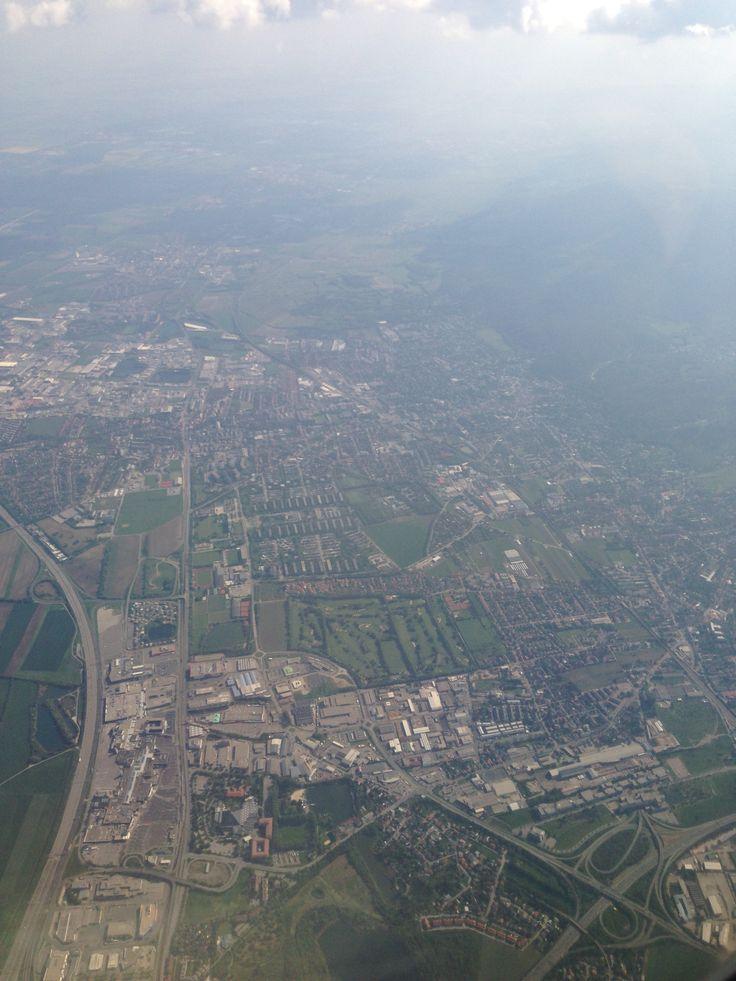 On my way to Vienna