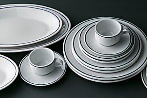 業務用食器 −2−プロに愛される カジュアルなテーブルウエア