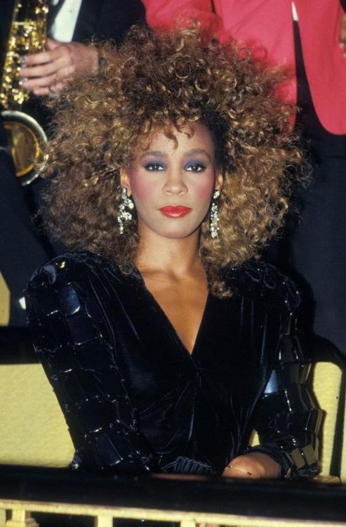 @WhitneyHouston Big Hair Whitney   - Smash It!