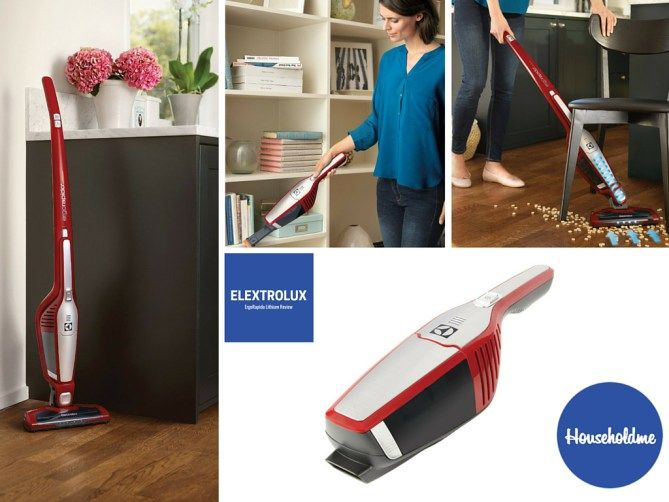 Electrolux ErgoRapido Lithium Review | Buy at Amazon here: http://amzn.to/1XN43OO  #electrolux #stickvacuum #vacuum #electroluxbrand #redvacuum #vacuumcleaner #cleaning