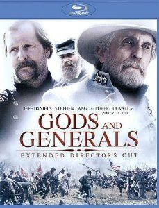 Gods and Generals is a noble effort, honoring faith and patriotism with the kind of reverence that has all but vanished from American film Gods & Generals [Blu-ray]: Jeff Daniels, Stephen Lang, Robert Duvall, Ronald F. Maxwell