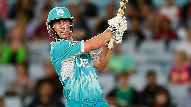 Chris Lynn, awesome player. One of my favourites.