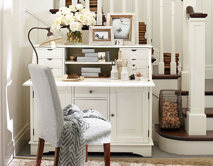 workspace home by Pottery Barn