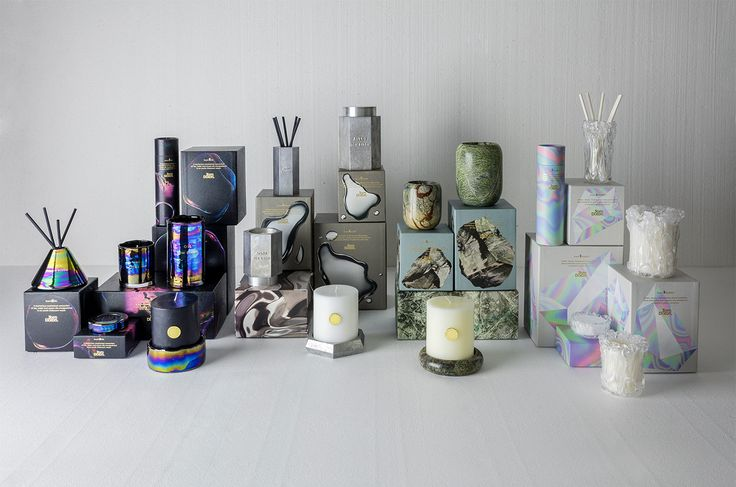 Tom Dixon material scents released at Maison & Object September 2016. Each scent represents a material. Scents include Alloy, Oil, Stone and Quartz. Items currently featured on the www.martynwhitedesigns.com blog #TomDixon #Candle #Scent