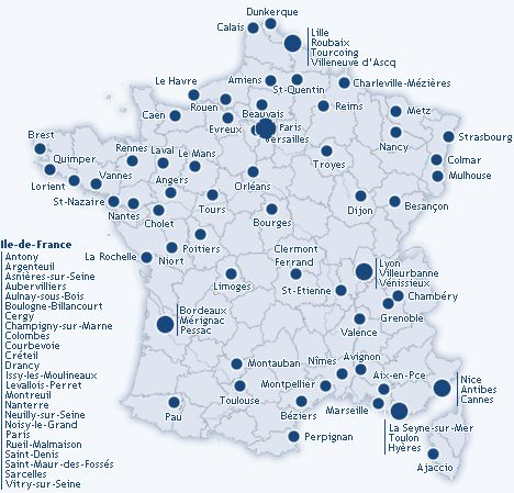 9 best Maps of France images on Pinterest | Cards, France map and Frances o'connor