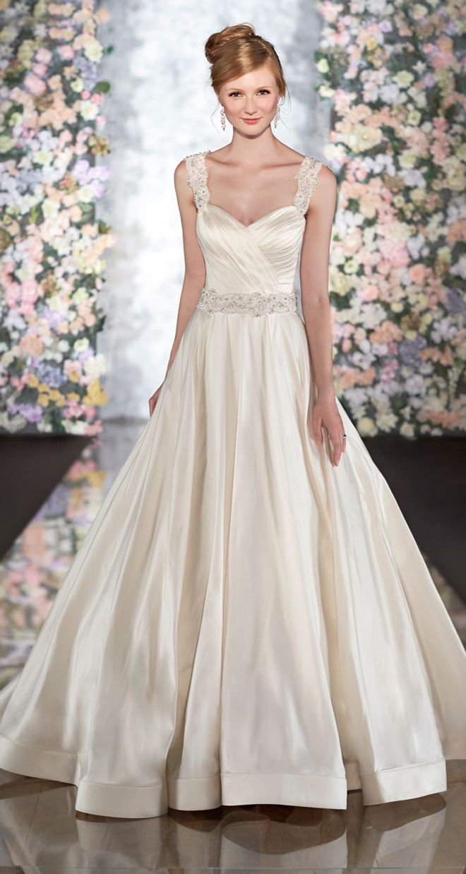 663 best Brides images on Pinterest | Gown wedding, Weddings and ...