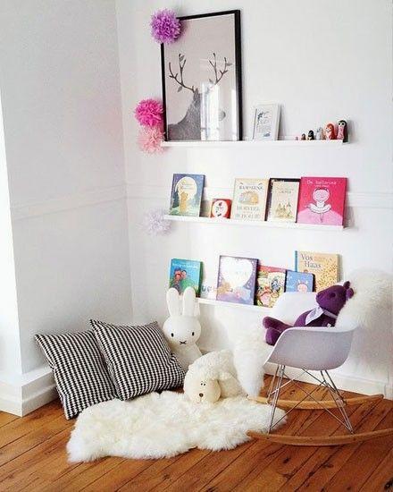 Shake My Blog | De la fourrure dans les chambres d'enfant