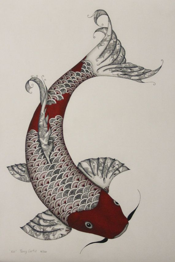 286 best koi fish tats images on pinterest fish tattoos for Carpe koi b