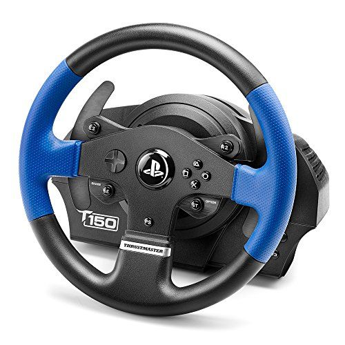 reputable site 25500 f9fb2 Thrustmaster T150RS – Volante – PS4   PS3   PC – Force Feedback – Licencia  Oficial