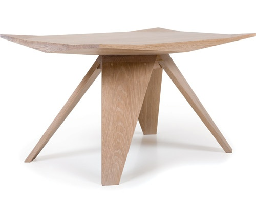 Matthew hilton thin side table table pinterest boy for Thin side table