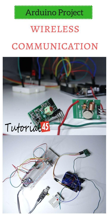 Arduino wireless communication project