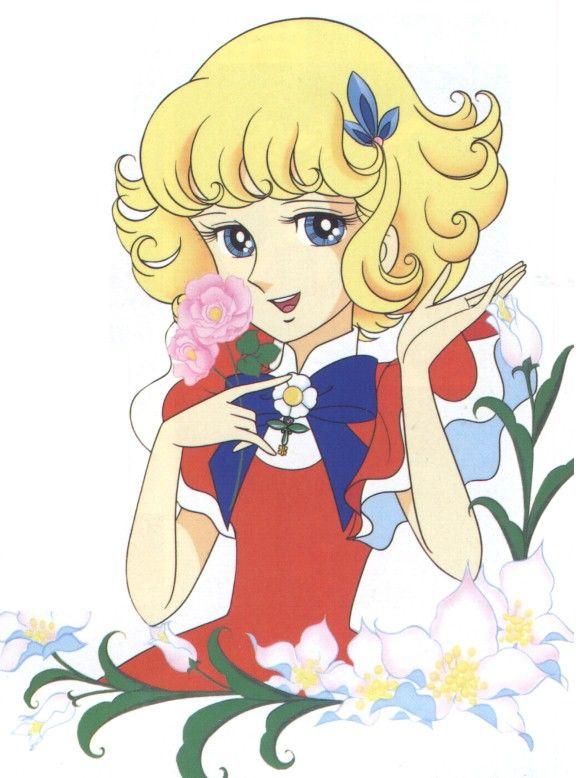 Hana no ko Lunlun, Angel, Flower Girl Lulu