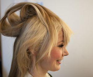 Mega-Volumen auch bei dünnen Haaren - so einfach geht's! #Volumen #volume #Haare #hair