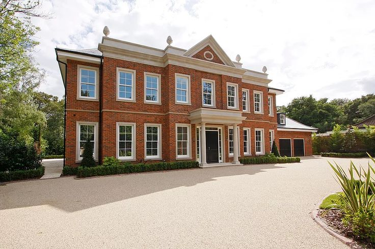 Surrey mansion by Macassar Properties - London investment and development company
