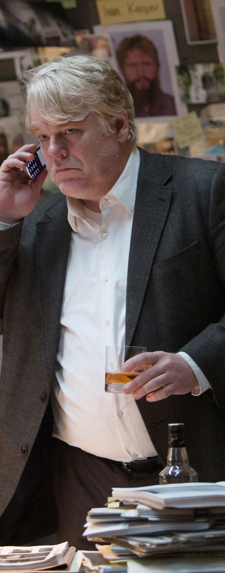 A Most Wanted Man (2014)   Anton Corbijn, Phillip Seymour Hoffman, Herbert Grönemeyer.