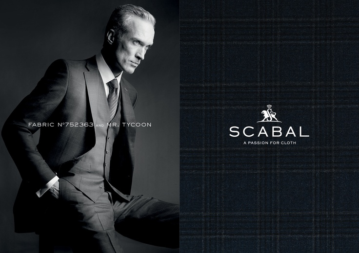 suit by Scabal