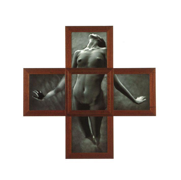 Javier Vallhonrat - Photographers - Books - The Possessed Space ( Gina Kehayoff 1992 )   Michele Filomeno