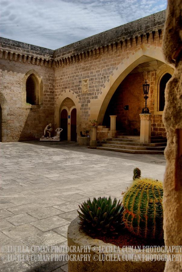 Corigliano D'Otranto Castle, Puglia. Follow me! Photo Tour all over Puglia!https://www.facebook.com/LucillaCumanPhotography