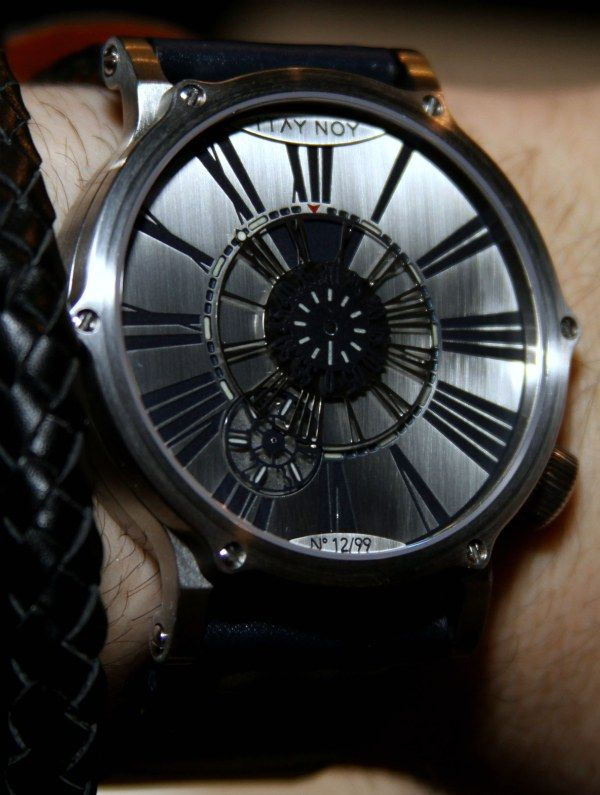 Itay Noy DiaLOG Watch for Men