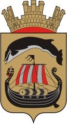 Sandefjord (Norway), coat of arms - vector image