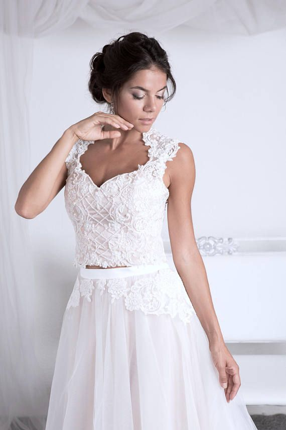 4f318dba5c437 Wedding Top