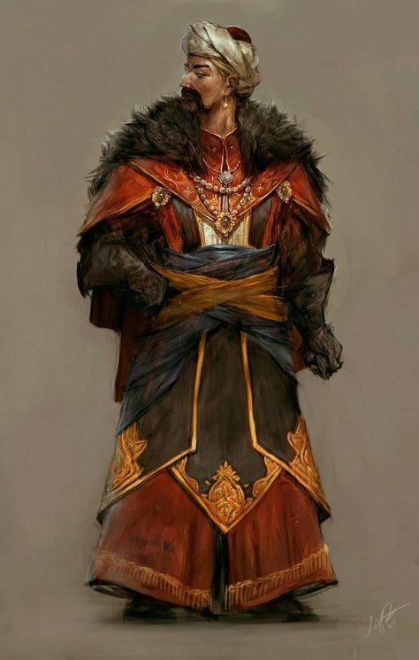 sultan character design - Buscar con Google
