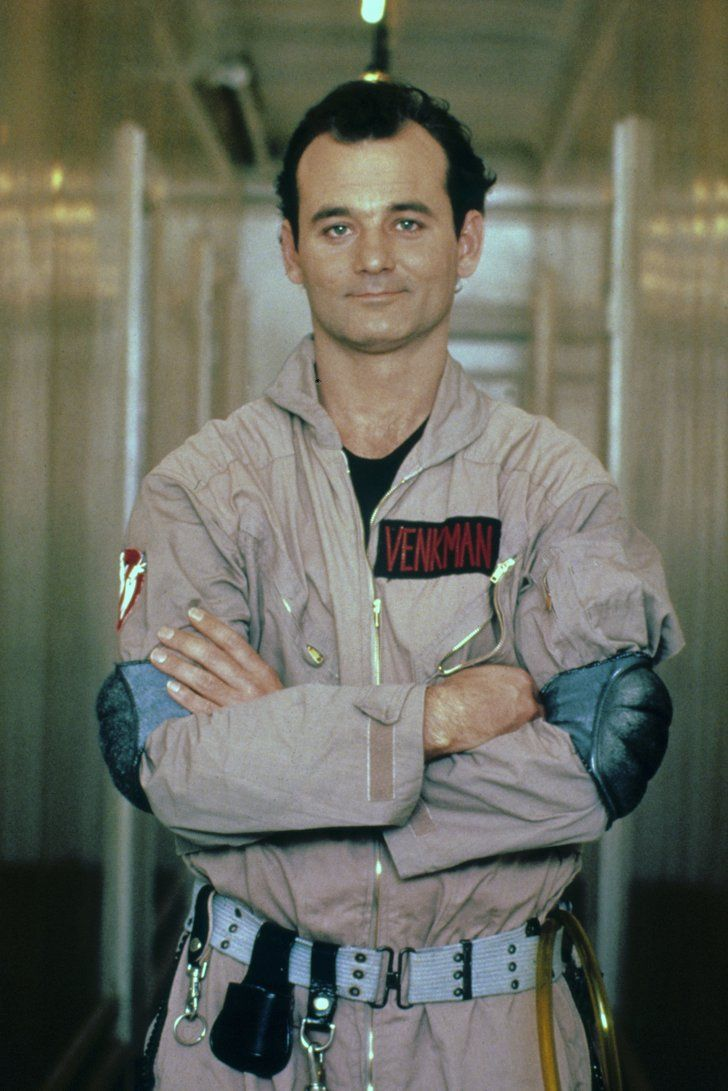 Pin for Later: How the Original Ghostbusters Stars Make Cameos in the New Movie Bill Murray