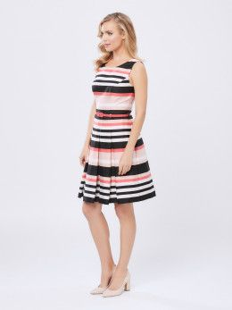 Kirby Stripe Dress