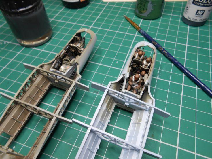 Airfix 1:72 Do17z Build Thread (plus A Boulton Paul