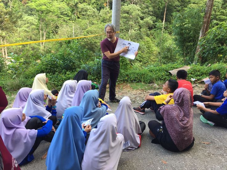 Landscape Ecology Program at Gunung Pulai Forest Reserve | Photos