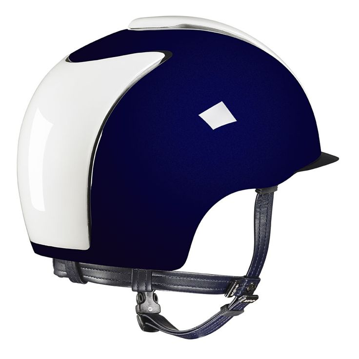 White and blu, seen from behind (this is how many people will see you!) KEP Italia lets you chose your style, always making sure you are safe!