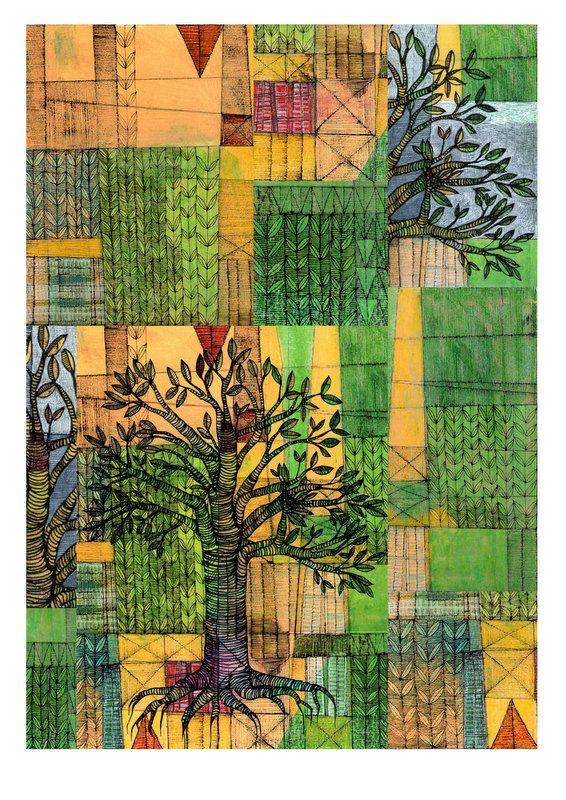 tree plan 3 | mandy robinson